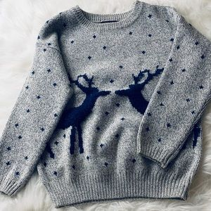 Sweaters - Ugly Sweater Christmas Deers S[Bundle to save10%]